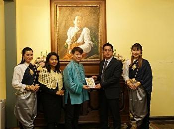 มหาวิทยาลัย sahmyook สาธารณรัฐเกาหลีใต้ ได้เข้าเยี่ยมชมพิพิธภัณฑ์อาคารสายสุทธานภดล