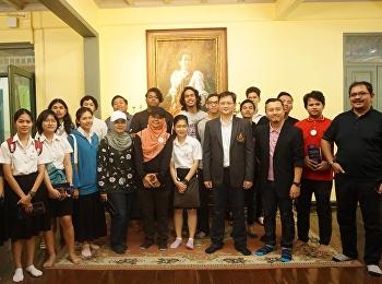 ผู้ช่วยศาสตราจารย์ ดร.พลัง วงษ์ธนสุภรณ์ คณบดี คณะเทคโนโลยีอุตสาหกรรม ได้นำนักศึกษาแลกเปลี่ยนตามโครงการความร่วมมือทางวิชาการในต่างประเทศและส่งเสริมความสัมพันธ์ทางวิชาการแห่งอาเซียน จากประเทศมาเลเซีย จำนวน 40 คน