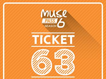 Muse Pass Season 6 บัตรเดียวเที่ยว 63 พิพิธภัณฑ์และแหล่งเรียนรู้