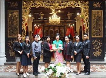 สำนักศิลป์สานสัมพันธ์ปีนัง เตรียมเชื่อมโยงวัฒนธรรมไทย-เปอรานากัน