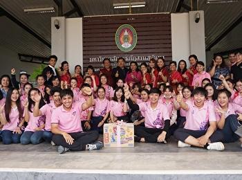 สำนักศิลป์บุกศูนย์อุดรฯ สร้างวัฒนธรรมไทยแนวใหม่สู่นักศึกษา