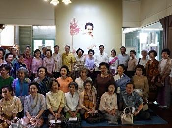 สำนักศิลปะและวัฒนธรรมได้ต้อนรับแขกผู้มีเกียรติของท่านกร ทัพพะรังสี นายกสภามหาวิทยาลัยราชภัฏสวนสุนันทา จำนวนกว่า 40 ท่าน