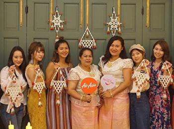 สำนักงานโอซาก้า ประเทศญี่ปุ่น ซึ่งได้จัดทริปแคมเปญเพื่อโปรโมทการท่องเที่ยวไทย ภายใต้หัวข้อ A Million Shades of Thai Beauty