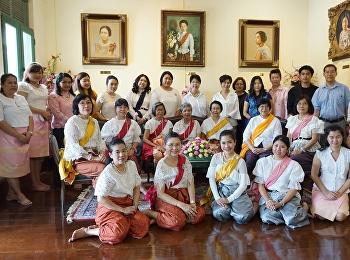 สานต่อเจตนารมณ์ Workshop เผยแพร่วัฒนธรรมแก่กระทรวงการต่างประเทศ