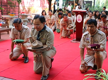 The Deputy Director Joined King Rama VI Memorial Day
