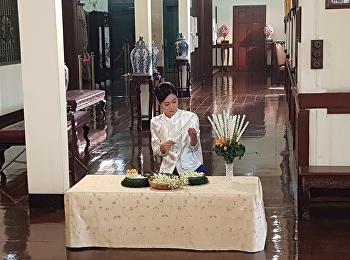 """รายการ """"ลักษณะไทย"""" ถ่ายทอดงานประณีตศิลป์ชาววัง ณ อาคารสายสุทธานภดล"""