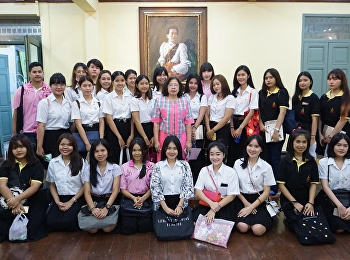 Business English Programs Student visited Sai Suddha Nobhadol Building Museum