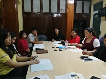 OAC held the Special Meeting for Planning Next Project to Freshmen