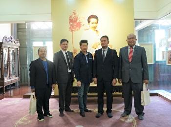 OAC Welcomed Executives of UNIVERSITI TEKNOLOGI MARA, MALAYSIA