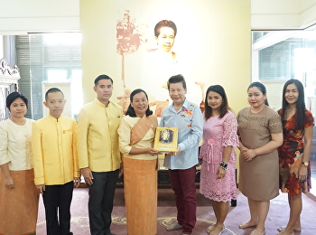 OAC welcomed executives and officials from the Office of Arts and Culture, Ubon Ratchathani Rajabhat University