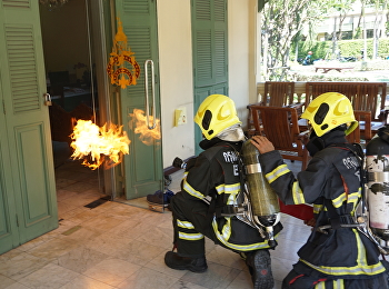 OAC joined Fire Safety Training 2019