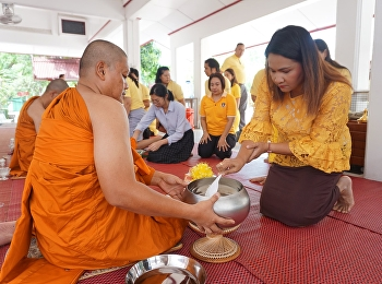 OAC Holds the Newly Ordained Monk Celebration Ceremony
