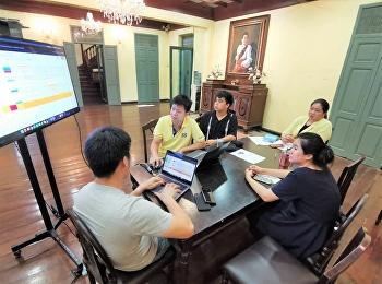 OAC hands Google Staring Suan Sunandha Digital Museum Project