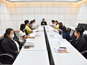 OAC Holds Monthly Personnel Meeting