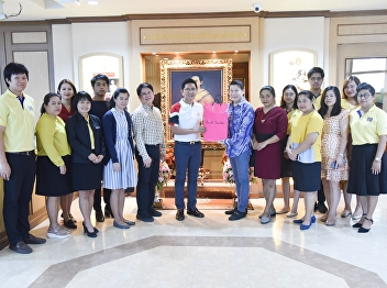OAC Presents the New Year Gifts to the Executives of SSRU