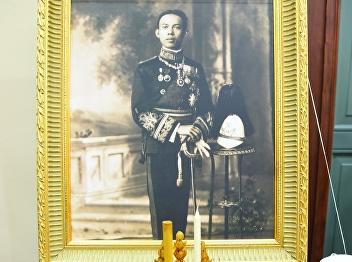 Merit-Making Ceremony in memory of H.R.H Prince Yugala Dighambara