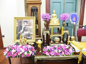 91st Anniversary of the Passing Away of H.H. Princess Saisavali Bhiromya
