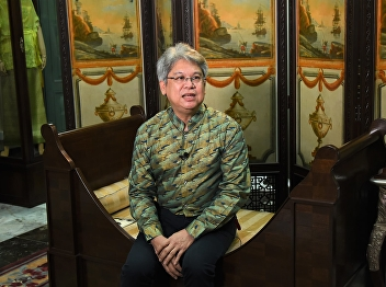 Deputy Director of OAC Gives Interview on Thai PBS channel