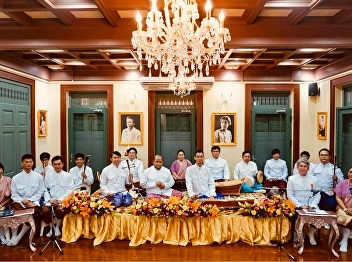 Suan Sunandha Exhibition on Im-Mon-Rot program, Thai PBS