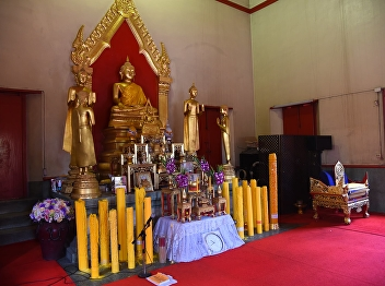 OAC Attends Royal Kathina Ceremony 2020 Meeting at Phra Prathon Chedi Temple