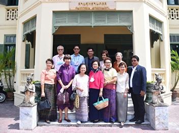 Cmadong Chula visits SSRU'S Museum