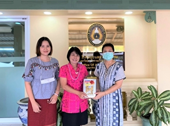 Division of Personnel Management Presents New year gift to the Office of Arts and Culture