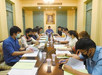 OAC Executives Give the Policy on Monthly Personnel Meeting No.1/2021
