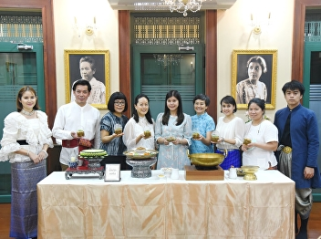 OAC Holds Thai spicy Dip Workshop to Royal Orchid Holidays Team