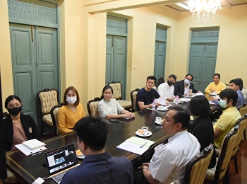 OAC Holds the Meeting with Google Team Thailand