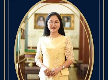 Vice President for Academic Affairs of SSRU Joins Wearing Traditional Thai Clothing Activity