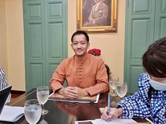 สำนักศิลป์ประชุมหารือ ปรับปรุงอุโมงค์ประวัติศาสตร์สวนสุนันทา