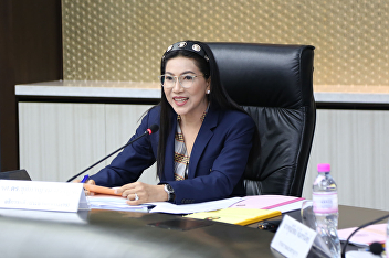 Director of OAC Attends the University Executive Committee Meeting
