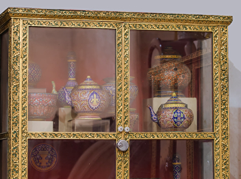 Photo of the Commemorative Cabinet of the Cremation Ceremony by Pikul Knowledge Center