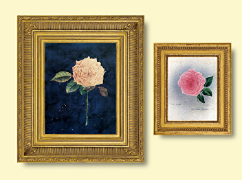 """""""Time's Journal: The Flowers in Paintings"""" Part VII"""