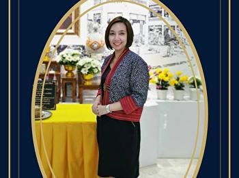 วิทยาลัยการจัดการอุตสาหกรรมบริการเชิญชวนร่วมแต่งกายผ้าไทย