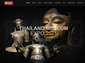 สำนักศิลป์นำเสนอมรดกล้ำค่าของสวนสุนันทา ในงานมหกรรมพิพิธภัณฑ์ไทย ๒๕๖๔  THAILAND MUSEUM EXPO 2021